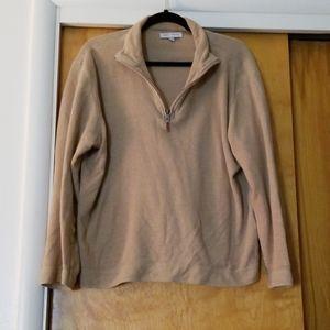 Joseph Abboud Sweater Quarter Zip